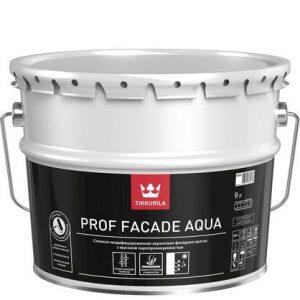 """Фото 4 - Краска """"Проф Фасад Аква"""" (Prof Facade Aqua) фасадная матовая силикономодифицированная """"Tikkurila""""."""