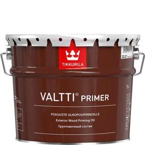 "Фото 7 - Антисептик ""Валтти Праймер-Похъюсте"" (Valtti Primer-Pohjuste) грунтовочный ""Тиккурила/Tikkurila""."