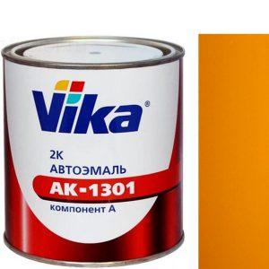 """Фото 3 - Автоэмаль """"АК-1301  1035 Жёлтая"""" акриловая двухкомпонентная полуглянцевая """"Вика/Vika""""."""