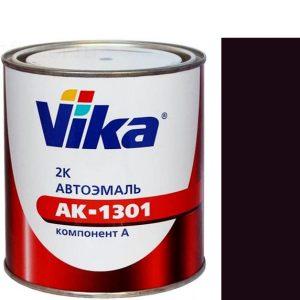 """Фото 4 - Автоэмаль """"АК-1301  107 Баклажановая"""" акриловая двухкомпонентная полуглянцевая """"Вика/Vika""""."""