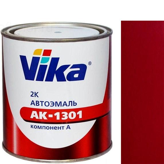 """Фото 7 - Автоэмаль """"АК-1301  118 Кармен"""" акриловая двухкомпонентная полуглянцевая """"Вика/Vika""""."""