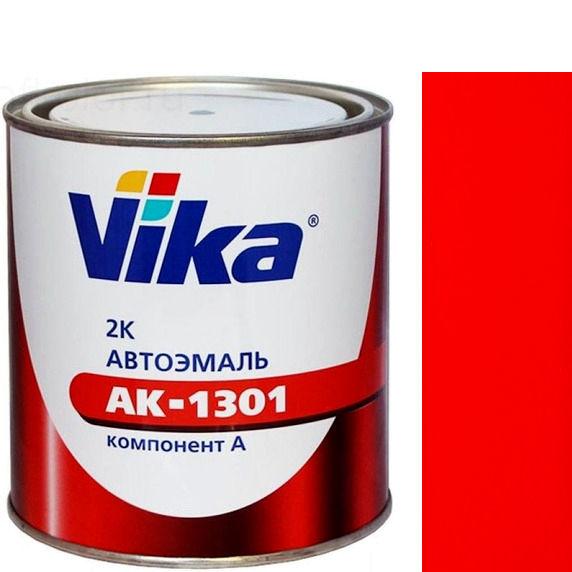 """Фото 8 - Автоэмаль """"АК-1301  121 Реклама"""" акриловая двухкомпонентная полуглянцевая """"Вика/Vika""""."""