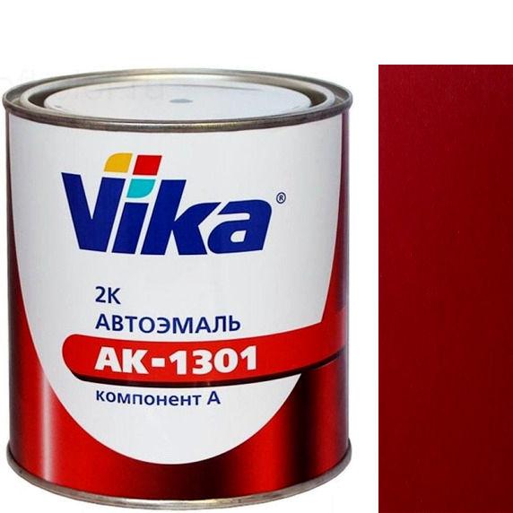 """Фото 9 - Автоэмаль """"АК-1301  127 Вишнёвая 02"""" акриловая двухкомпонентная полуглянцевая """"Вика/Vika""""."""