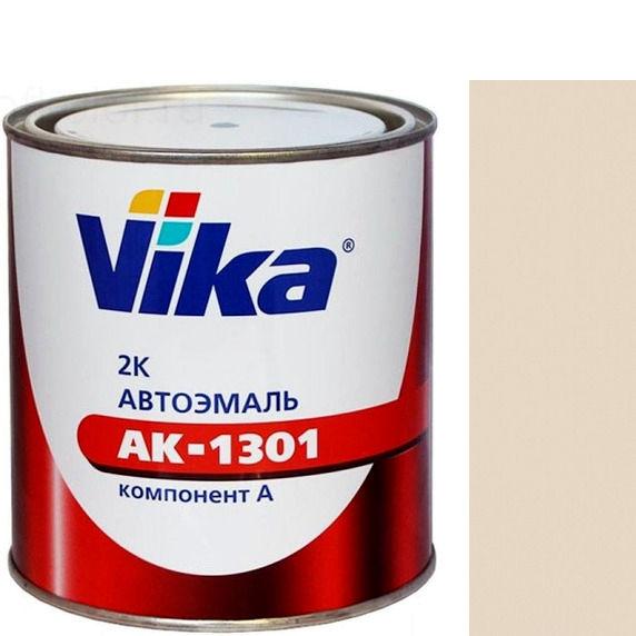"""Фото 17 - Автоэмаль """"АК-1301  215 Желтовато-Белая"""" акриловая двухкомпонентная полуглянцевая """"Вика/Vika""""."""