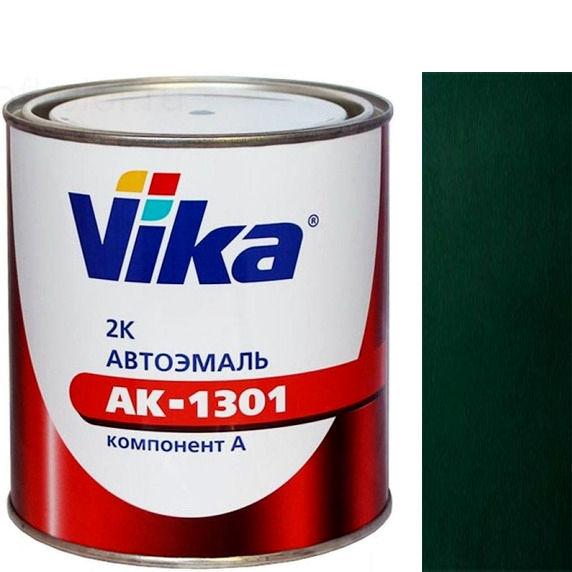 """Фото 23 - Автоэмаль """"АК-1301  307 Зелёный Сад"""" акриловая двухкомпонентная полуглянцевая """"Вика/Vika""""."""