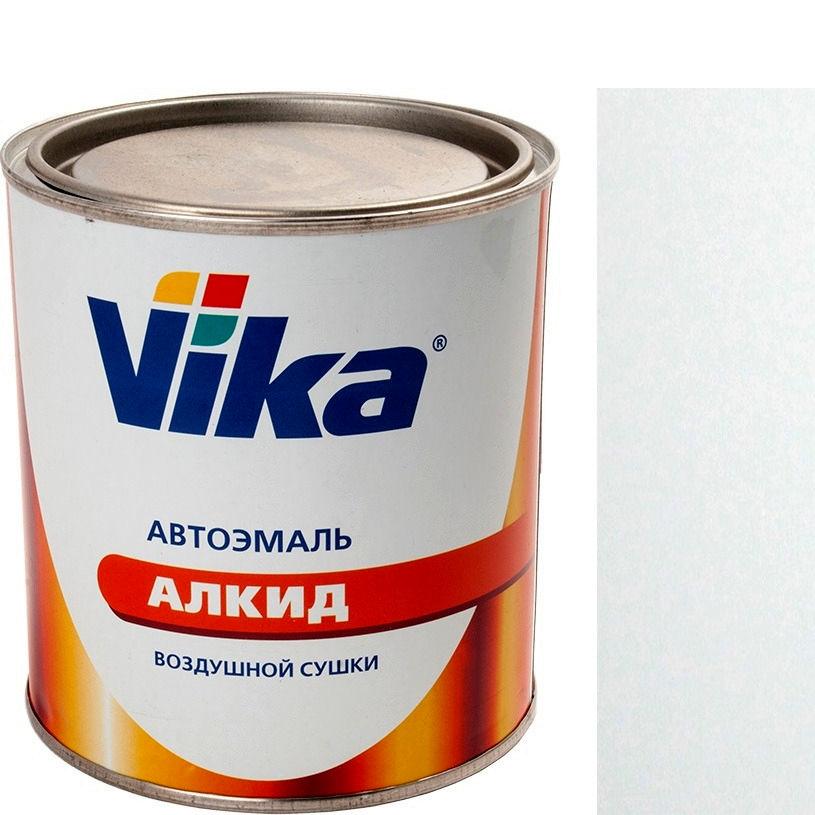 """Фото 1 - Автоэмаль """"Vika-60 040 Белая"""" алкидная глянцевая естественной сушки """"Вика/Vika""""."""