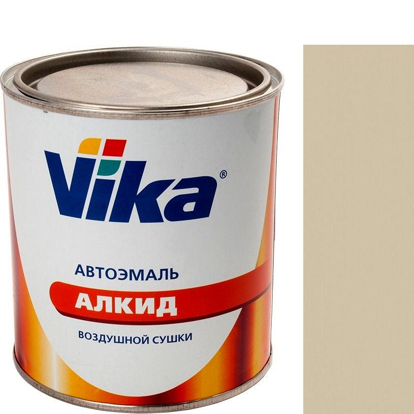 """Фото 14 - Автоэмаль """"Vika-60 235 Бледно-Бежевая"""" алкидная глянцевая естественной сушки """"Вика/Vika""""."""