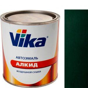 """Фото 5 - Автоэмаль """"Vika-60 307 Зелёный Сад"""" алкидная глянцевая естественной сушки """"Вика/Vika""""."""