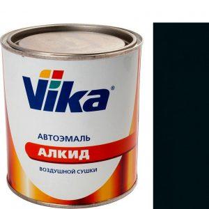 """Фото 24 - Автоэмаль """"Vika-60 325 Морская пучина"""" алкидная глянцевая естественной сушки """"Вика/Vika""""."""