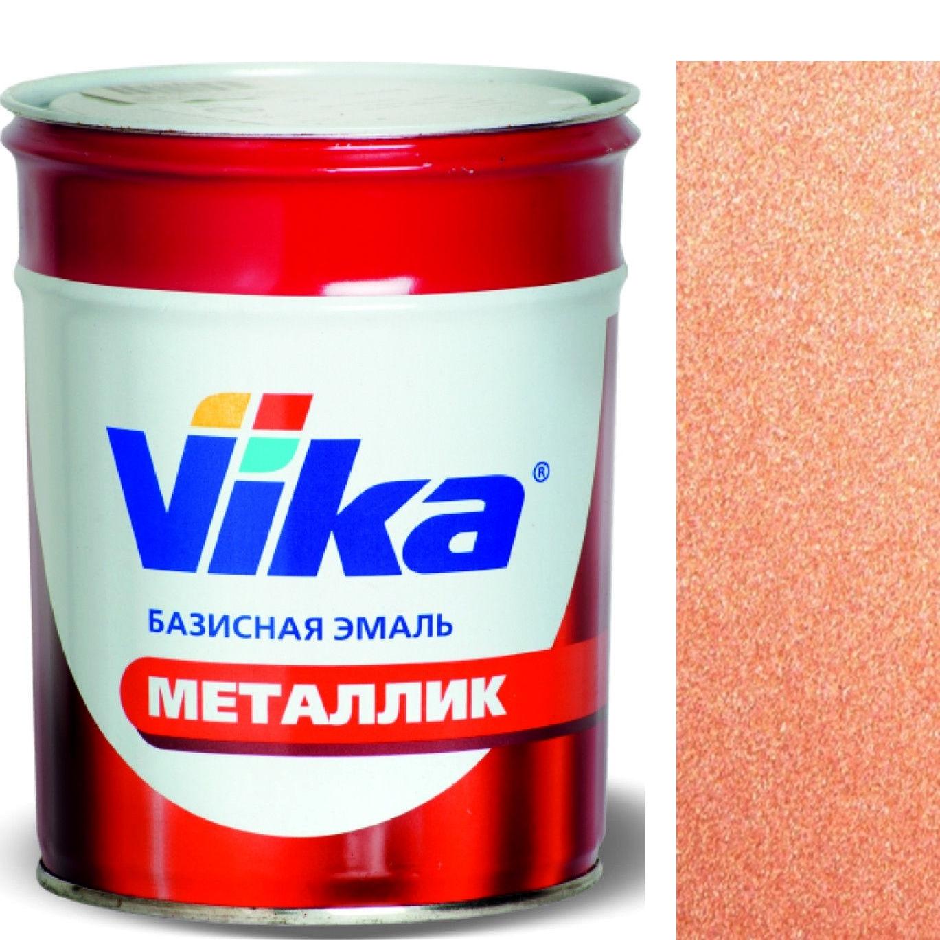 """Фото 3 - Автоэмаль """"Металлик"""" 102 Абрикос, профессиональная базовая,  """"Вика/Vika""""."""
