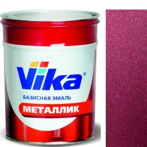 """Фото 6 - Автоэмаль """"Металлик"""" 116 Коралл, профессиональная базовая,  """"Вика/Vika""""."""