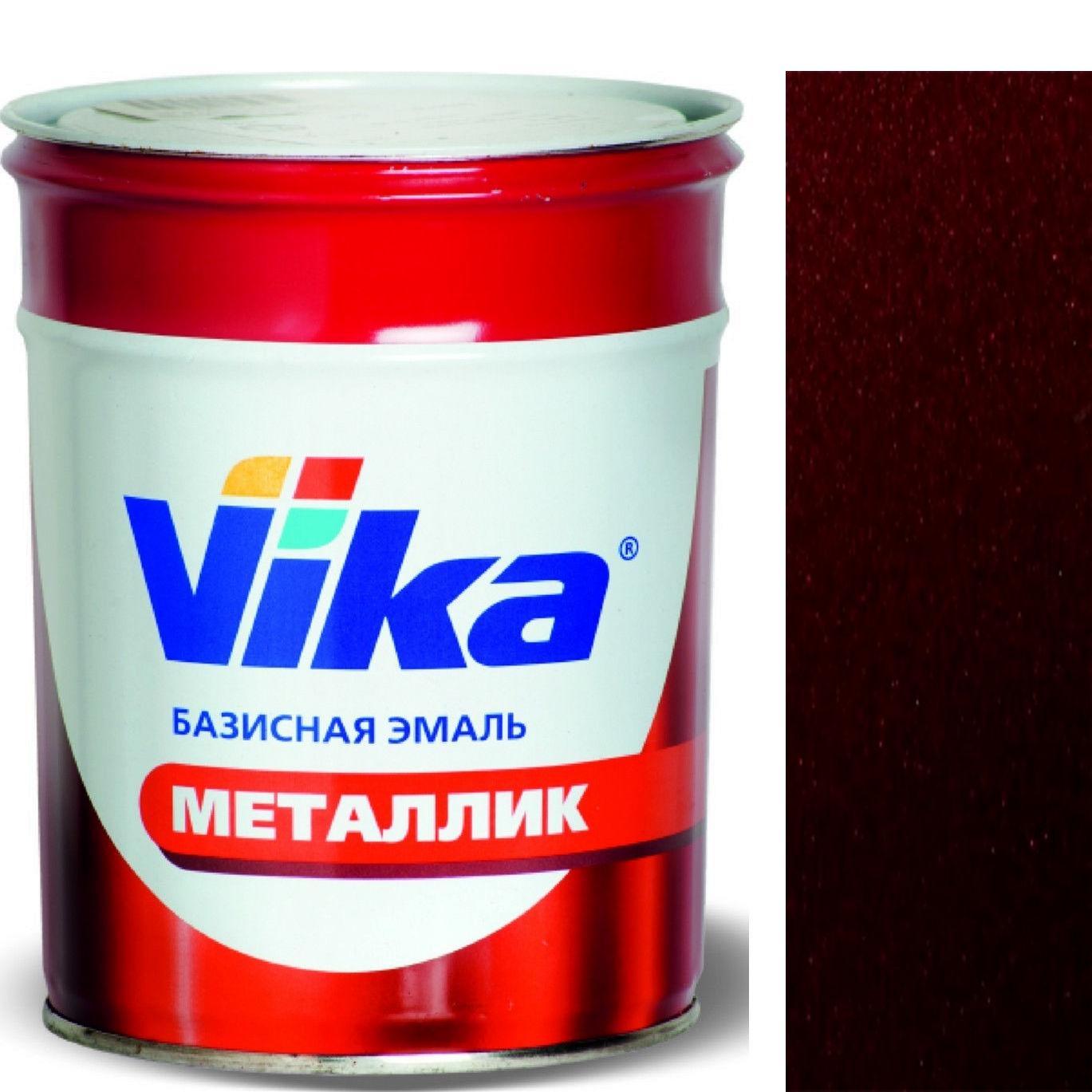 """Фото 8 - Автоэмаль """"Металлик"""" 125 Антарес, профессиональная базовая,  """"Вика/Vika""""."""