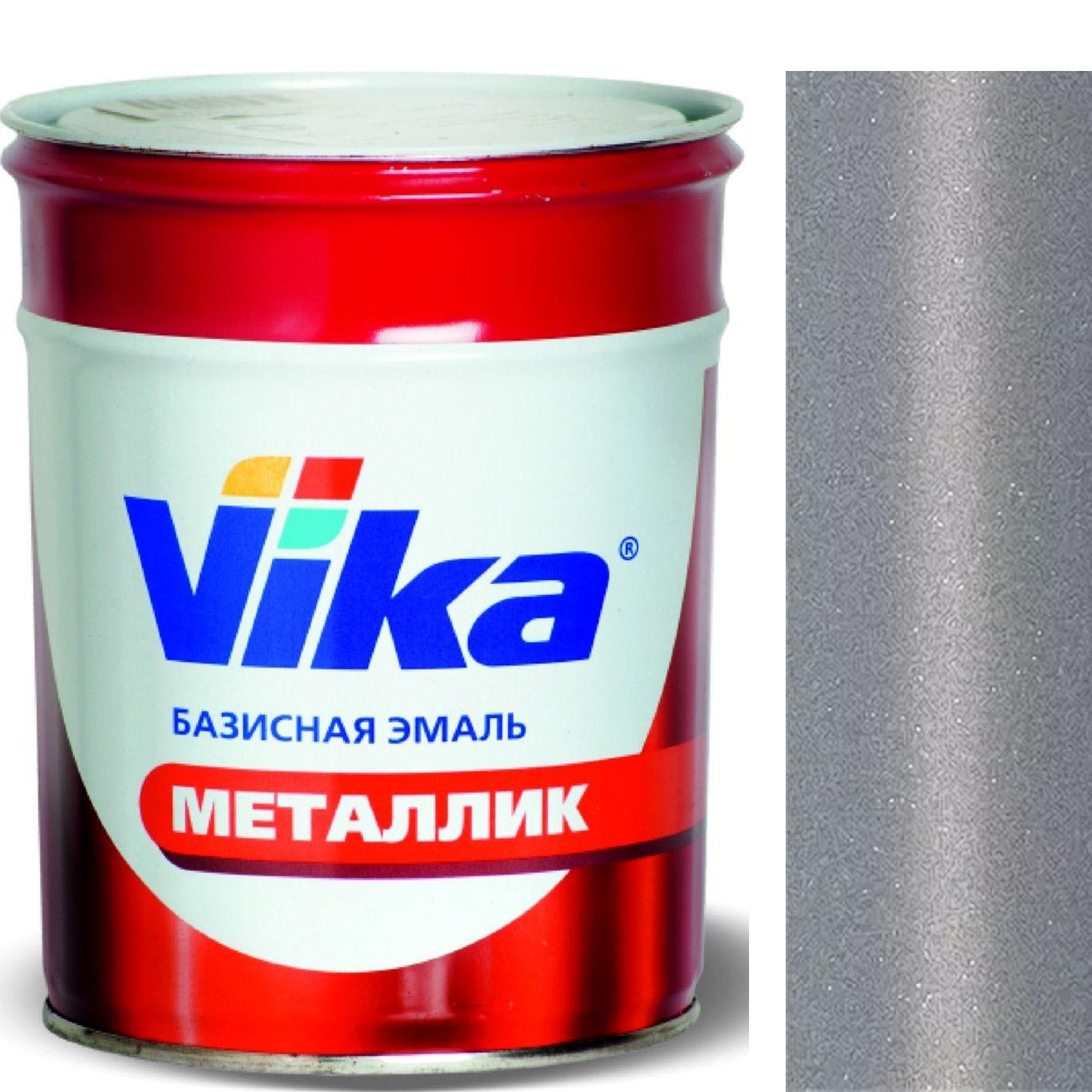 """Фото 12 - Автоэмаль """"Металлик"""" 137 Лава, профессиональная базовая,  """"Вика/Vika""""."""