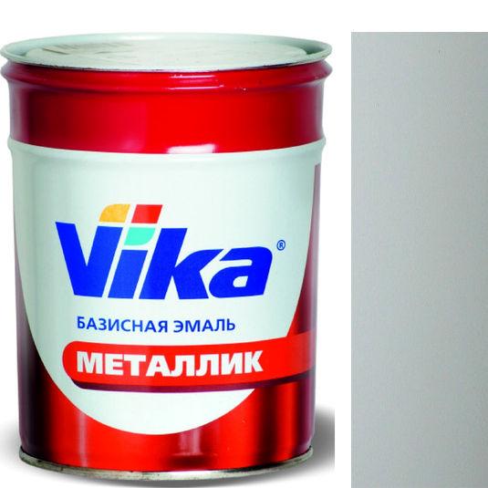 """Фото 20 - Автоэмаль """"Металлик"""" 221 Ледниковый, профессиональная базовая,  """"Вика/Vika""""."""