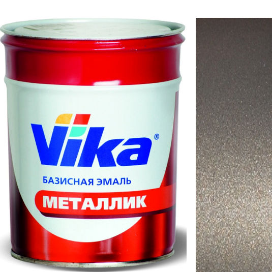 """Фото 22 - Автоэмаль """"Металлик"""" 239 Невада, профессиональная базовая,  """"Вика/Vika""""."""