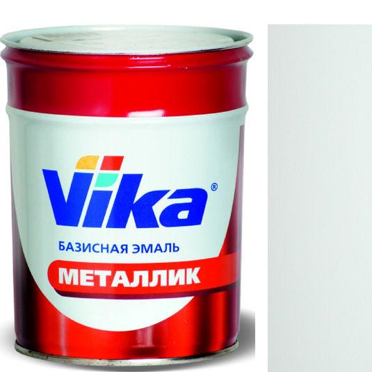 """Фото 23 - Автоэмаль """"Металлик"""" 240 Белое облако, профессиональная базовая,  """"Вика/Vika""""."""
