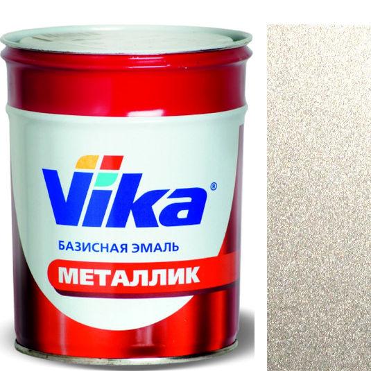 """Фото 24 - Автоэмаль """"Металлик"""" 242 Серый базальт, профессиональная базовая,  """"Вика/Vika""""."""
