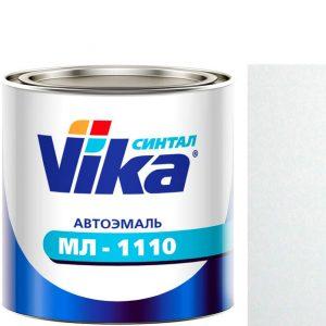 """Фото 2 - Автоэмаль """"МЛ-1110"""" 040 Белая, синтетическая полуглянцевая,  """"Вика/Vika""""."""