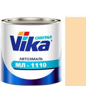 """Фото 15 - Автоэмаль """"МЛ-1110"""" 228 Чайная роза, синтетическая полуглянцевая,  """"Вика/Vika""""."""