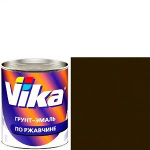 "Фото 1 - Грунт-эмаль ""303 Хаки"", шелковисто-матовая по ржавчине,  ""Вика/Vika""."