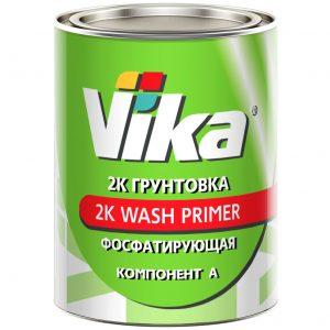 """Фото 1 - Грунт """"2 К Wash Primer ВЛ"""" фосфатирующий с отвердителем """"Вика/Vika""""."""