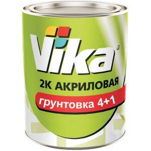 """Фото 1 - Грунт """"4+1 HS"""" акриловый """"Вика/Vika""""."""