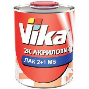 """Фото 1 - Лак """"2 К Акриловый 2+1 MS"""" """"Вика/Vika""""."""