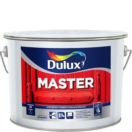 """Фото 1 - Краска """"Dulux"""" Мастер М30 (Master М30) алкидная полуматовая универсального применения """"AkzoNobel""""."""