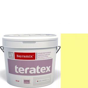 """Фото 9 - Покрытие """"Тератекс 071"""" (Teratex) текстурное моделируемое с эффектом """"крупная шуба"""" """"Bayramix""""."""