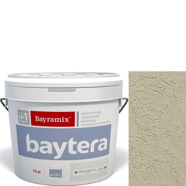 """Фото 1 - Покрытие """"Байтера Короед 062"""" (Baytera) фактурное для внутр/наружных  работ """"Байрамикс/Bayramix""""."""