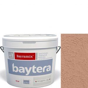 """Фото 6 - Покрытие """"Байтера Короед 067"""" (Baytera) фактурное для внутр/наружных  работ """"Байрамикс/Bayramix""""."""