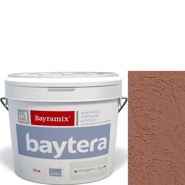 """Фото 1 - Покрытие """"Байтера Короед 069"""" (Baytera) фактурное для внутр/наружных  работ """"Байрамикс/Bayramix""""."""