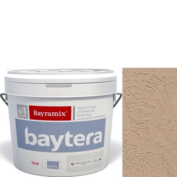 """Фото 1 - Покрытие """"Байтера Мокрая стена 065"""" (Baytera) фактурное для внутр/наруж работ """"Байтера/Bayramix""""."""