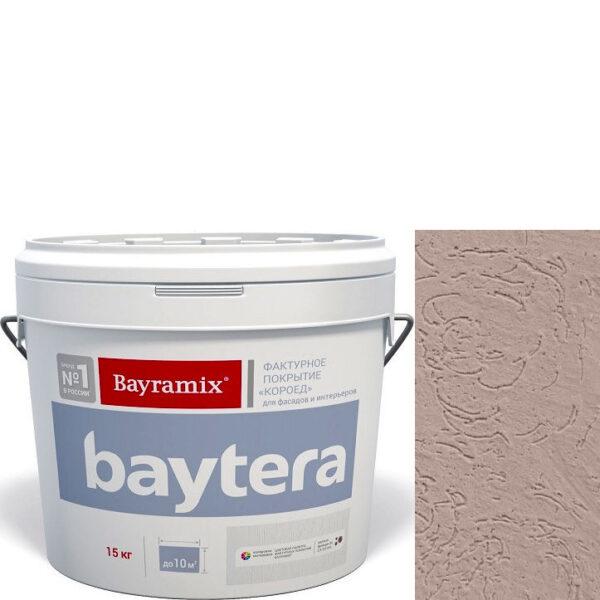 """Фото 1 - Покрытие """"Байтера Мокрая стена 076"""" (Baytera) фактурное для внутр/наруж работ """"Байтера/Bayramix""""."""