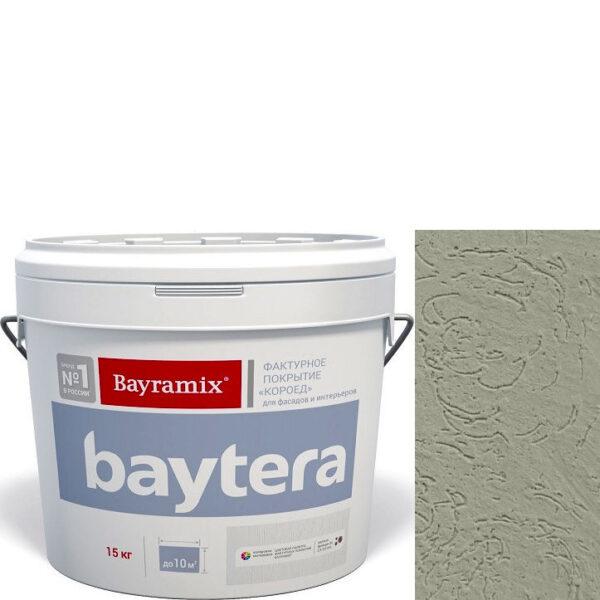 """Фото 1 - Покрытие """"Байтера Мокрая стена 077"""" (Baytera) фактурное для внутр/наруж работ """"Байтера/Bayramix""""."""