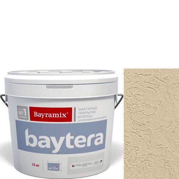 """Фото 1 - Покрытие """"Байтера Мокрая стена 092"""" (Baytera) фактурное для внутр/наруж работ """"Байтера/Bayramix""""."""