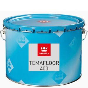 """Фото 9 - Отвердитель """"Темафлор 400"""" (Temafloor 400) к 2х компонентной эпоксидному лаку """"Tikkurila Industrial""""."""