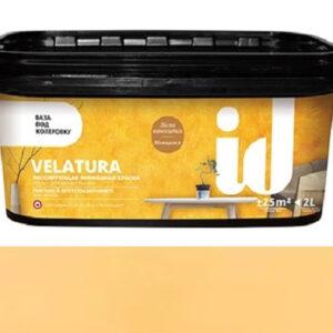 """Фото 3 - Краска """"Velatura Беллини"""" лессирующая на основе акриловой смолы """"АйДи Деко/ID Deco""""."""
