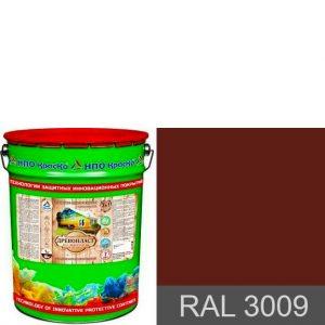 Фото 6 - Древопласт - краска по дереву для наружных работ (RAL 3009).