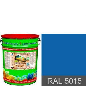 Фото 4 - Древопласт - краска по дереву для наружных работ (RAL 5015).