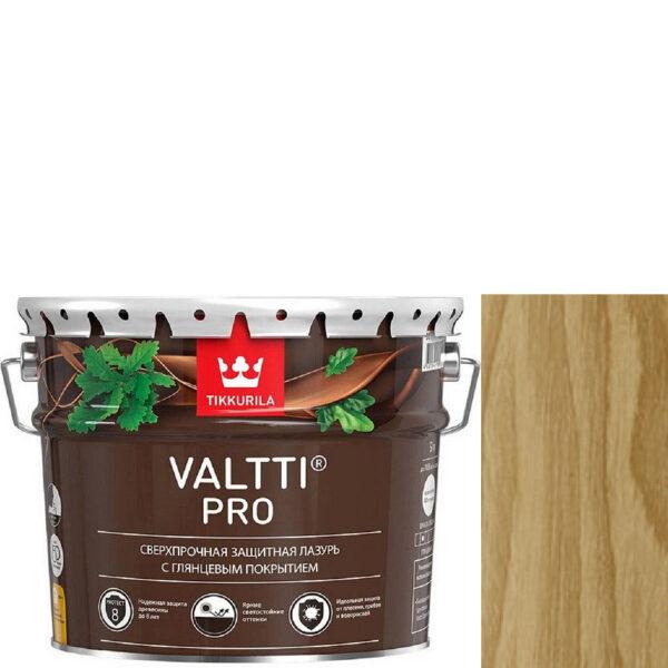 """Фото 1 - Лазурь """"Валтти Про"""" (Valtti Pro) Орегон,  глянцевая для защиты древесины """"Tikkurila""""."""