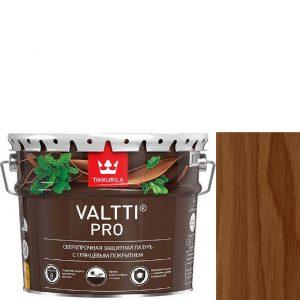 """Фото 5 - Лазурь """"Валтти Про"""" (Valtti Pro) Тик,  глянцевая для защиты древесины """"Tikkurila""""."""