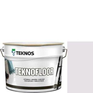 """Фото 11 - Краска """"Текнофлор"""" Т4011 (Teknofloor) уретано-алкидная глянцевая однокомпонентная для пола """"Teknos""""."""