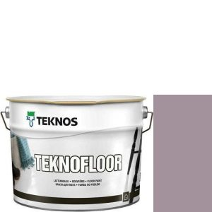 """Фото 12 - Краска """"Текнофлор"""" Т4012 (Teknofloor) уретано-алкидная глянцевая однокомпонентная для пола """"Teknos""""."""