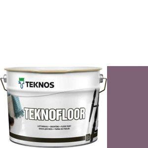 """Фото 13 - Краска """"Текнофлор"""" Т4013 (Teknofloor) уретано-алкидная глянцевая однокомпонентная для пола """"Teknos""""."""
