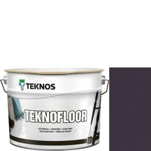 """Фото 14 - Краска """"Текнофлор"""" Т4014 (Teknofloor) уретано-алкидная глянцевая однокомпонентная для пола """"Teknos""""."""