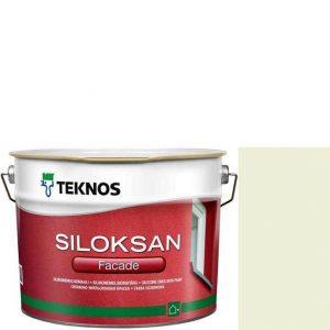 "Фото 12 - Краска фасадная  ""Силоксан Фасад"" S1005-G40Y (Siloksan Facade) силиконовая матовая ""Teknos""."