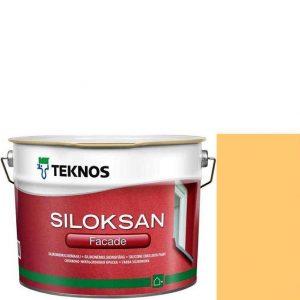 "Фото 18 - Краска фасадная  ""Силоксан Фасад"" S1030-Y20R (Siloksan Facade) силиконовая матовая ""Teknos""."