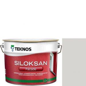 "Фото 19 - Краска фасадная  ""Силоксан Фасад"" S1502-Y50R (Siloksan Facade) силиконовая матовая ""Teknos""."