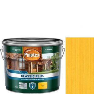 """Фото 4 - Антисептик """"Pinotex Classic Plus"""" Сосна, полуматовая пропитка для защиты древесины """"Пинотекс""""."""